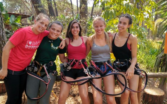 Summer Camp: Yoga, Basketball and More Nature in Madrid