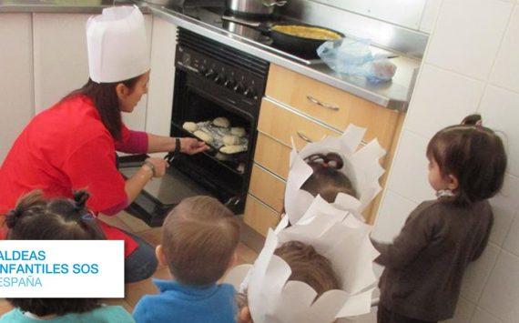 El Vergel with Aldeas Infantiles SOS Spain: Solidarity Space