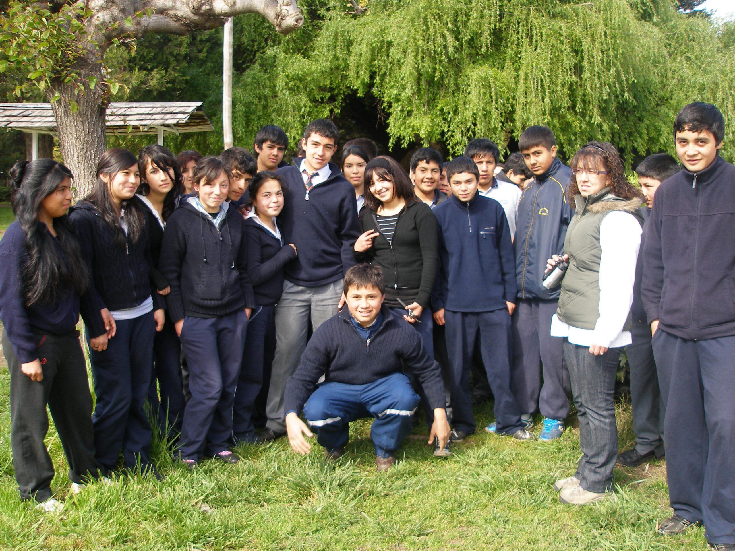 IEN El Vergel, Course Program 2015-2016