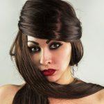 Hair Beautiful Beauty Woman Model Brunette Girl